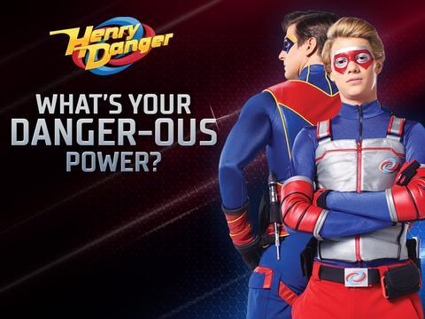 Henry Danger: What's Your Danger-ous Power?
