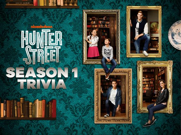 Hunter Street: Season 1 Trivia