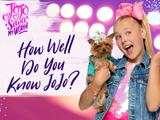 JoJo Siwa: My World: How Well Do You Know Jojo?