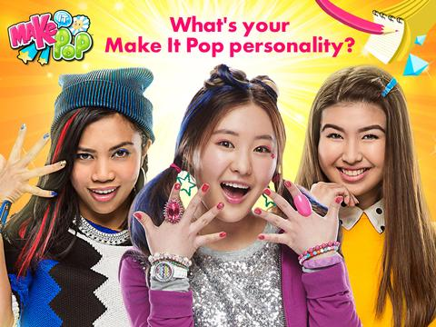 Make It Pop: What's Your Make It Pop Personality?