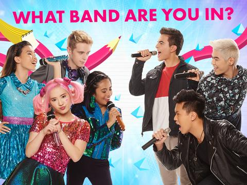 Make It Pop: What Band Are You In?