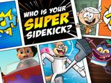 Nickelodeon: Who Is Your Super Sidekick?