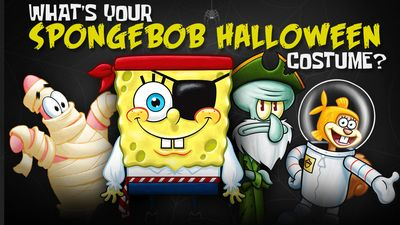 Spongebob Squarepants What S Your Spongebob Halloween