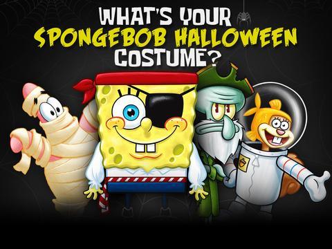 SpongeBob SquarePants: What's Your SpongeBob Halloween Costume?