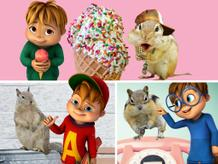 "Alvin and the Chipmunks: ""Real Chipmunks"""