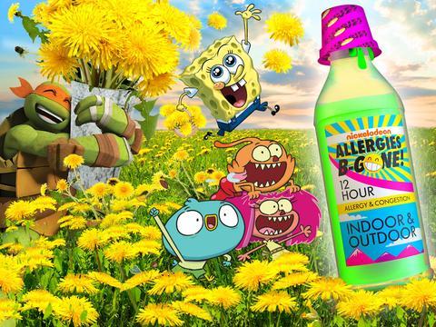 Allergies B-Gone!