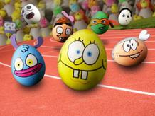 Egg-Streme Sports!