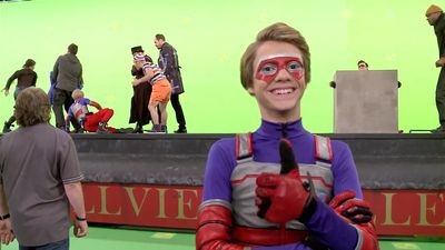Crossover Behind The Scenes Nickelodeon