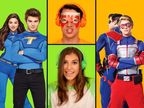 Acapella Theme Song Battle: Thundermans and Henry Danger