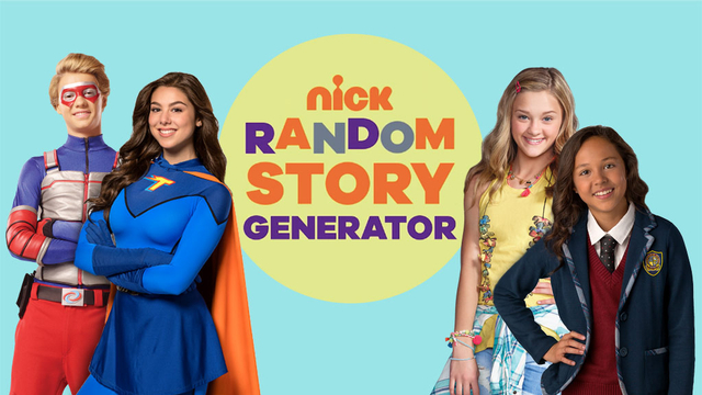 Random Story Generator Fill In The Blank