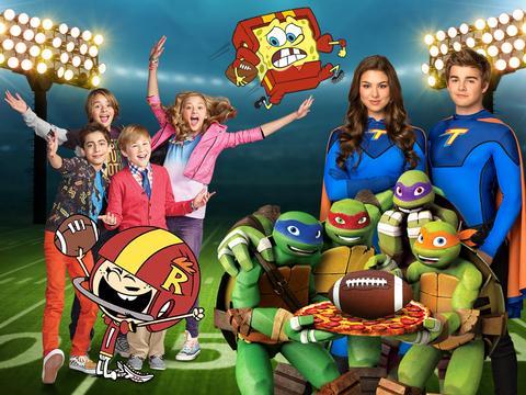 Nick's American Football Team!