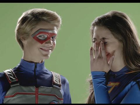 "The Thundermans: ""Jace and Kira Bloopers"""