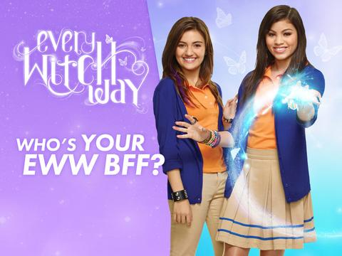 Every Witch Way: Who's Your EWW BFF?