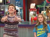 "Game Shakers: ""5 Steps to Being a Bro"""