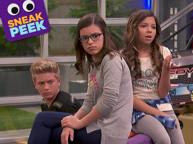"""Game Shakers: """"Customer Service"""""""