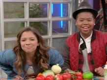 "Game Shakers: ""Creating With Cenji"""