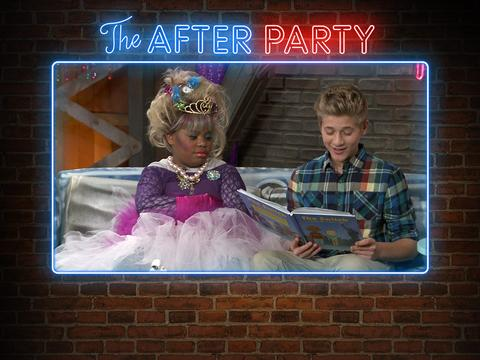 """Game Shakers: """"After Party: The Switch"""""""