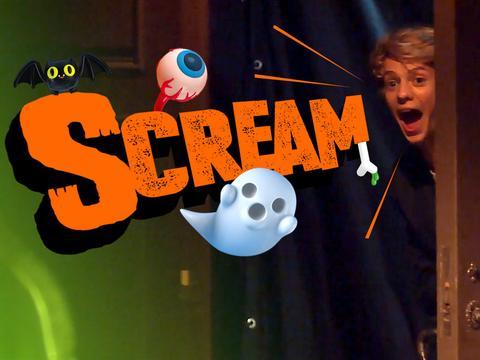 "Halloween: ""Scream House"""