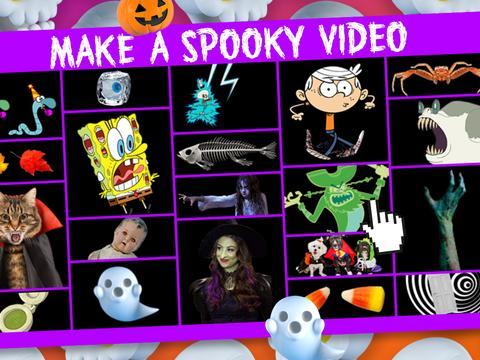 Rewind: Halloween Music Video Maker