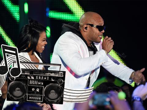 """The 2015 Nickelodeon HALO Awards: """"Flo Rida's Medley"""""""