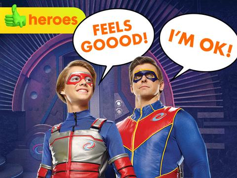 "Henry Danger: ""Stuff Heroes Say"""