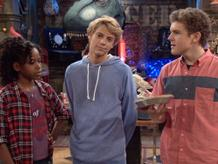 Henry Danger: How Fast Is Jace?