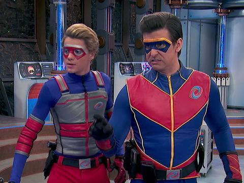 "Henry Danger: ""Dr. Minyak Returns"""