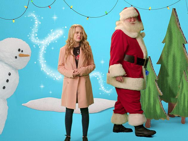"""Farting Santa Prank"""