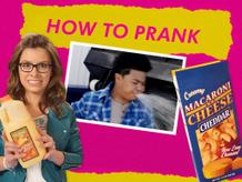 "How To Prank: ""Fake Orange Juice"""