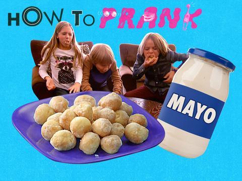 Mayo Donut Holes