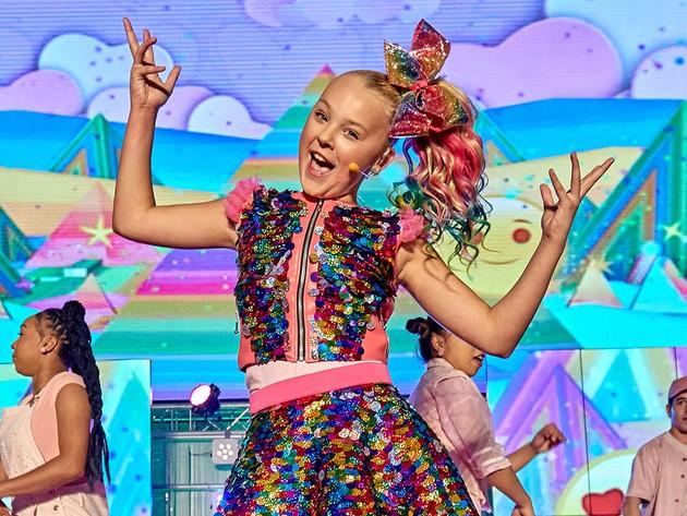 JoJo Siwa: My World: Kid In A Candy Store Live Performance