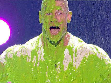 "Kids' Choice Awards 2017: ""John Cena Gets Slimed!"""