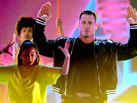 "Kids' Choice Awards 2018: ""John Cena Opens Up the Kids' Choice Awards"""
