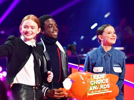 KCA 2018: Stranger Things vence como Programa de TV Favorito