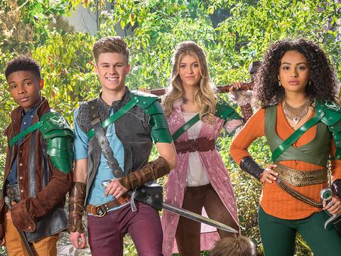 """Knight Squad: """"Meet the Phoenix Squad!"""""""