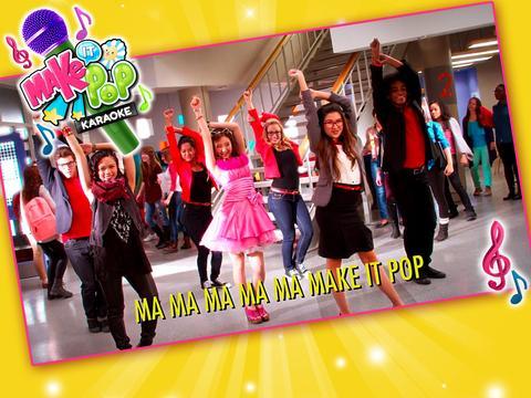 Make It Pop Karaoke