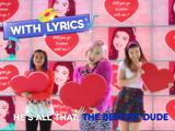 "Make It Pop: ""Sing Where Our Hearts Go"""