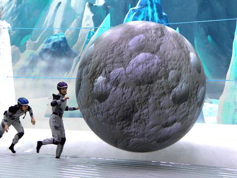 "Massive Monster Mayhem: ""Nina vs. Nicole in Moon Ball"""