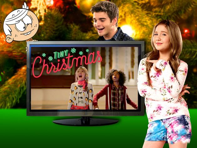 """Tiny Christmas: """"Viewing Party"""""""