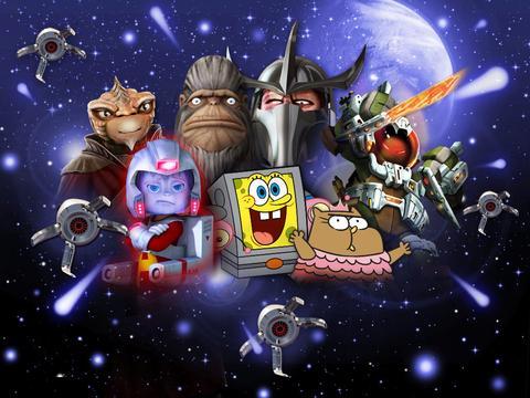 """Teenage Mutant Ninja Turtles: """"Epic Space Movie"""""""