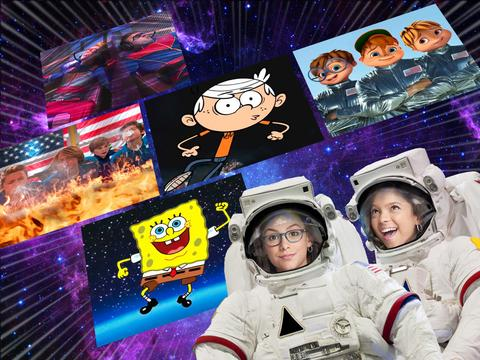 """""""Space Party Music Video"""""""