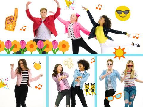 Nick Stars Spring Dance Off