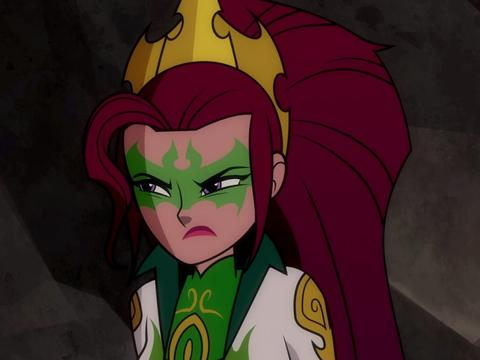 """Mysticons: """"Front Lines"""""""