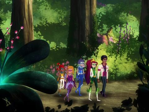 """Mysticons: """"Forest Adventure"""""""