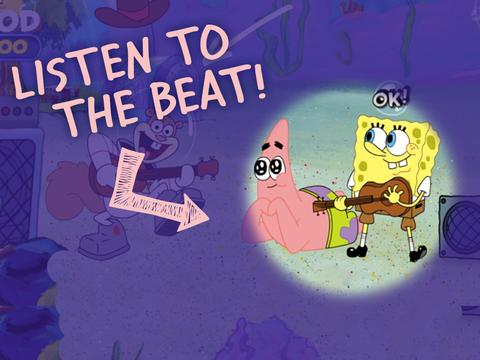 Nick Gamer: Bikini Bottom Beat