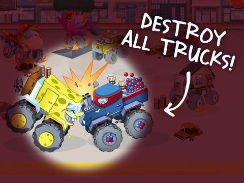 Nick Gamer: Destruction Truck Derby