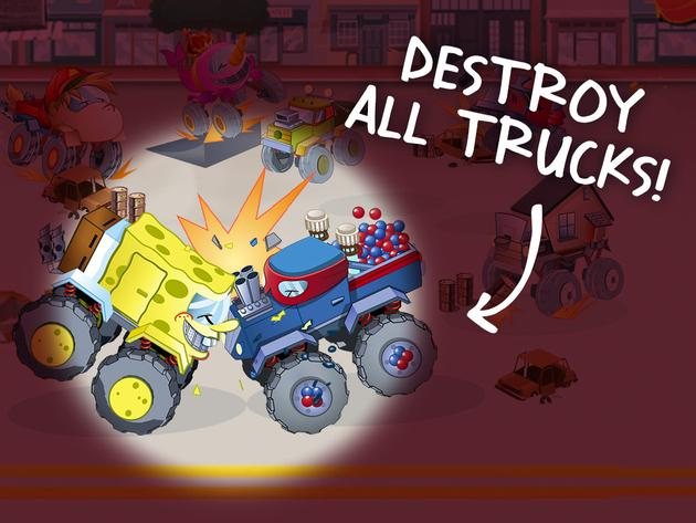 Nick Gamer: Destruction Truck Derby