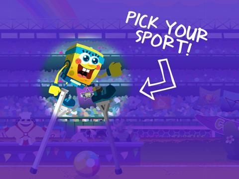 NickGamer: Summer Sports Stars