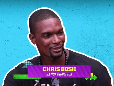 Kellin' It With Chris Bosh