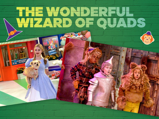 The Wonderful Wizard of Quads Part 1